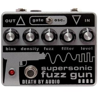 Death By Audio SUPERSONIC FUZZ