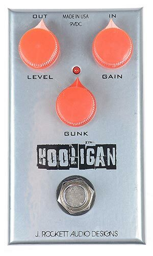 J Rockett Hooligan overdrive