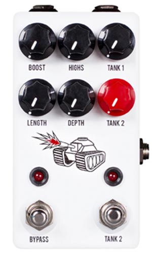 JHS THE SPRING TANK REVERB