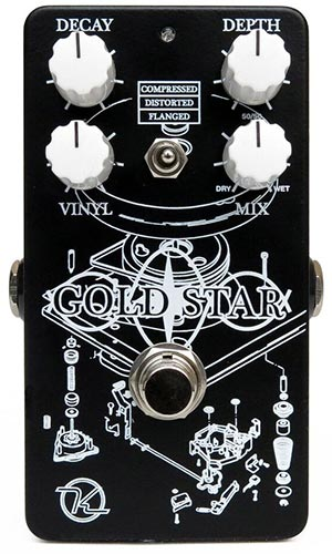 Keeley Gold Star