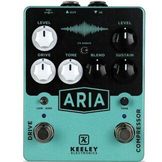 Keeley aria compressor drive