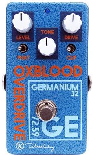 Keeley oxblood germanium