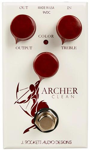 j rockett archer clean
