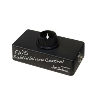 E.W.S. Subtle Volume Control