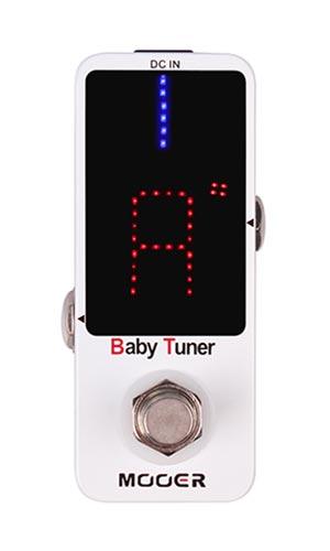 Mooer Baby Tuner Pedaal