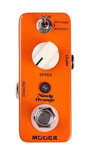 Mooer Ninety Orange Phaser Pedaal