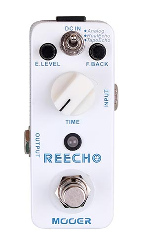 Mooer Reecho Digital Delay Pedaal