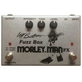 Morley Man FX Cliff Burton Fuzz Box