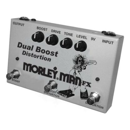 Morley Man FX Dual Boost Distortion