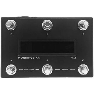Morningstar MC6 MKII