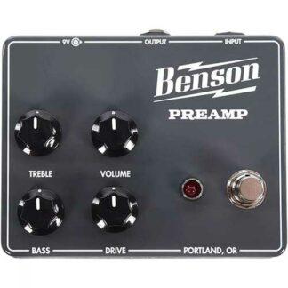 Benson Preamp
