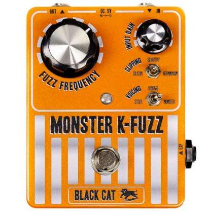 Black Cat Monster K-Fuzz