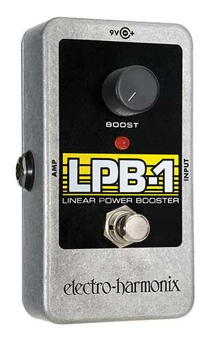 Electro Harmonix Lpb-1 Power Booster