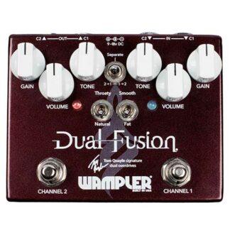 Wampler Dual Fusion