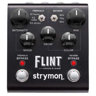 Strymon Flint Black Knob
