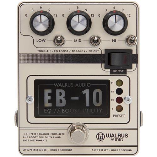 Walrus Audio EB-10 Wit