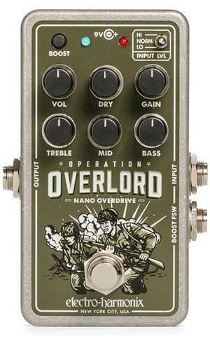 Electro Harmonix Nano Operation Overlord