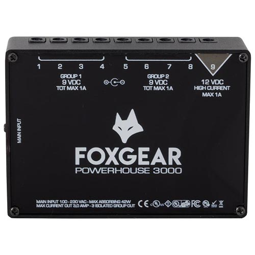 Foxgear Powerhouse