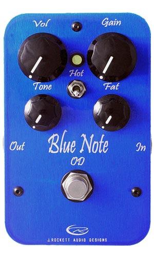J Rockett Blue Note Overdrive