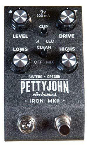 Pettyjohn Iron MKII Overdrive