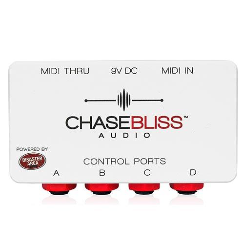 Chase Bliss Midi Box 4 Ports