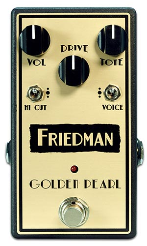 Friedman Golden Pearl