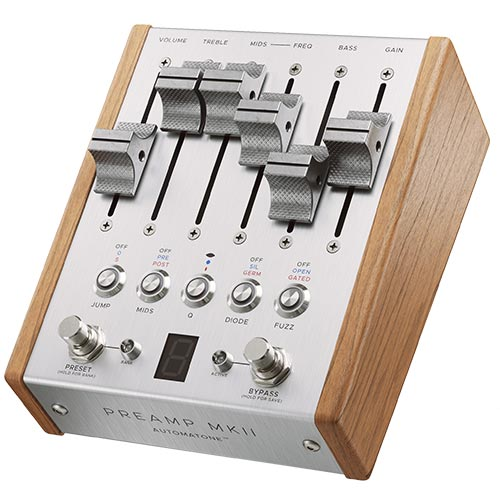 Chase Bliss Preamp MKII