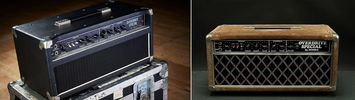 Dumble gitaar pedalen - Dumble Overdrive Special