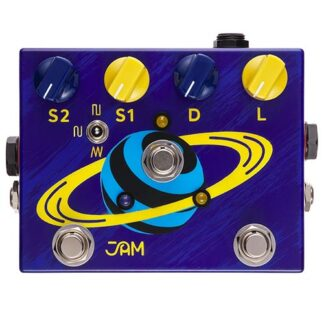 JAM pedals Big Chill