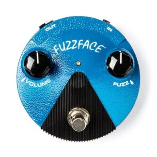 Dunlop Silicon Fuzz Face Mini