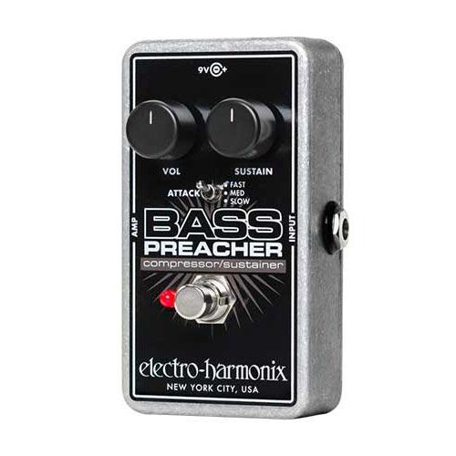 Electro Harmonix Nano Bass Preacher