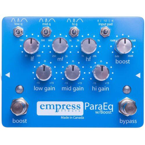 Empress Effects ParaEq