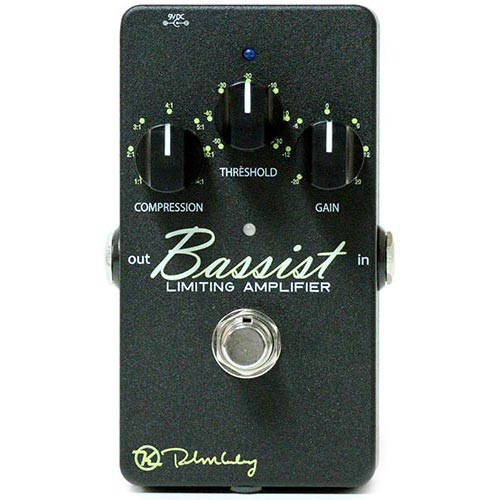 Keeley Bassist Compressor