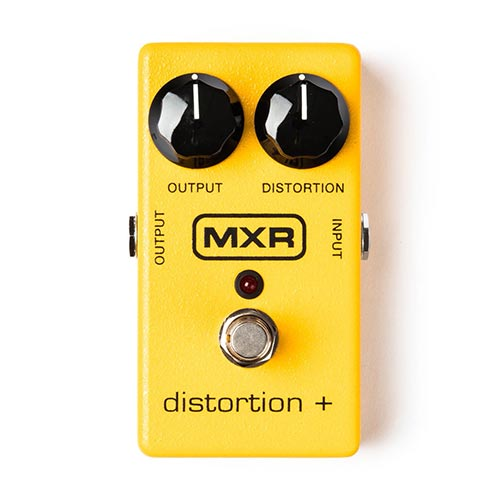 MXR Distortion+