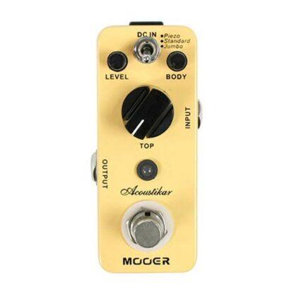 Mooer Acoustikar Acoustic Guitar Sim.