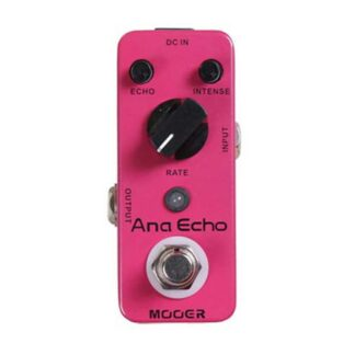 Mooer Ana Echo Analog Delay Pedaal