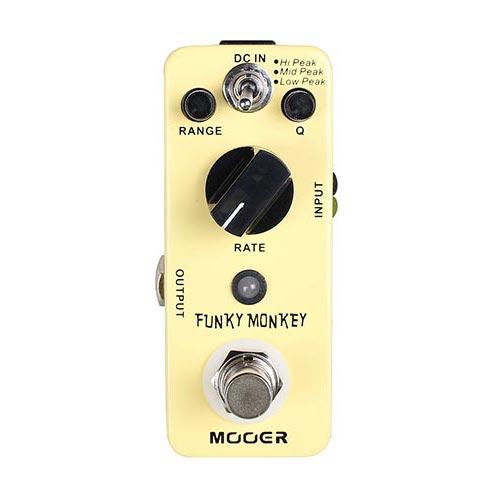 Mooer Funky Monkey Digital Auto Wah Pedaal