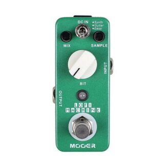 Mooer Lofi Machine 3 Modes Decimator FX