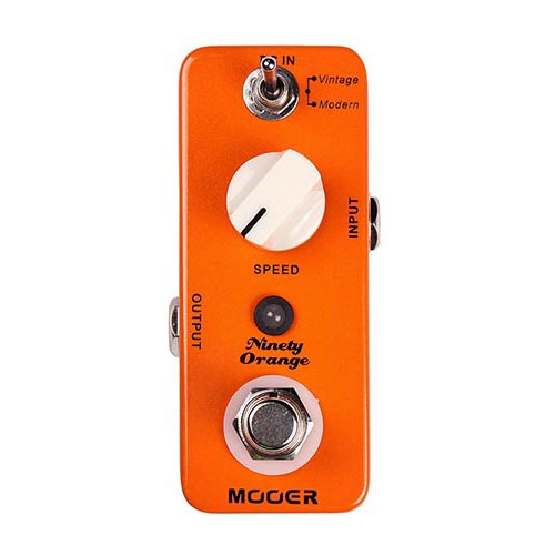 Mooer Ninety Orange Phaser Pedaal