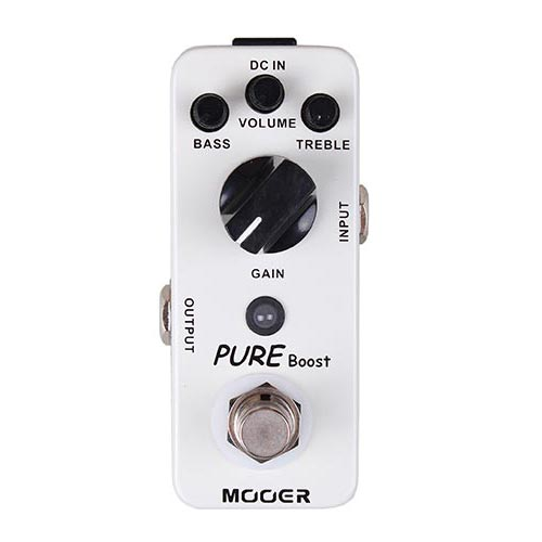 Mooer Pure Boost Pedaal