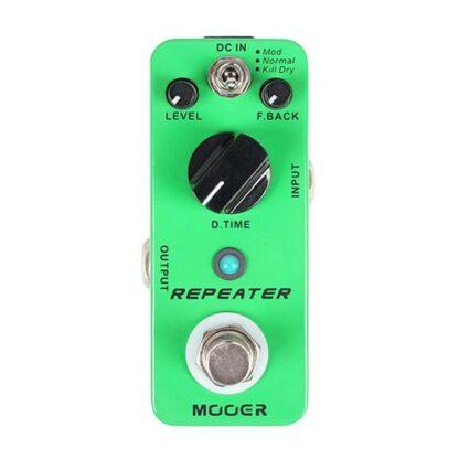 Mooer Repeater Digital Delay Pedaal