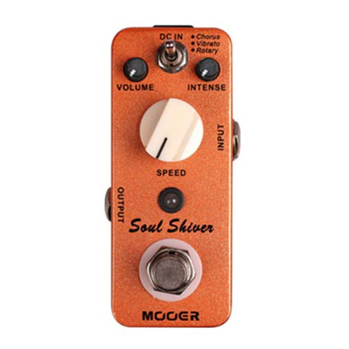 Mooer Soul Shiver Pedaal