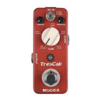 Mooer TresCab Cabinet Simulator