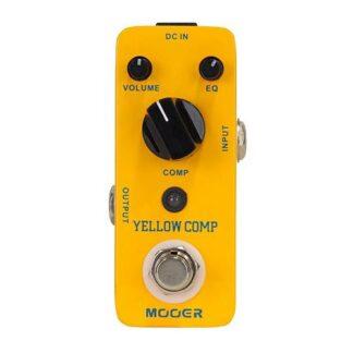 Mooer Yellow Comp Compressor
