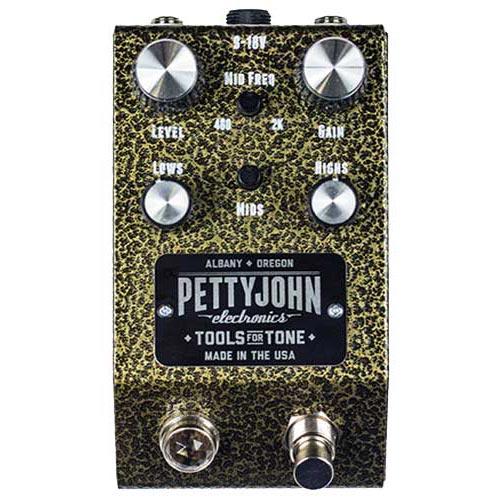 Pettyjohn Gold Overdrive
