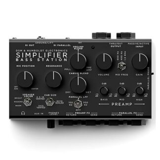DSM & Humboldt Simplifier Bass