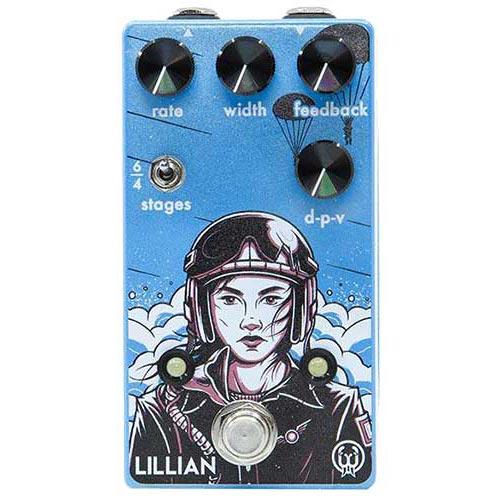 Walrus Audio Lillian Phaser
