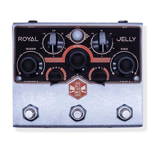 Beetronics Royal Jelly Black