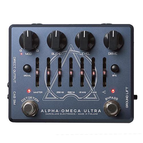 Darkglass Alpha Omega Ultra