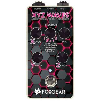 Foxgear XYZ Waves